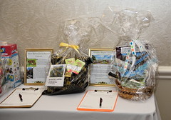Silent Auction baskets