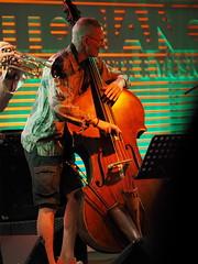 Flavio Boltro BBB Trio_018_7518 (Dubliner_900) Tags: olympus omdem5markii micro43 paolochiaromonte mzuikodigitaled75mm118 roma rome lazio maurobattisti doublebass