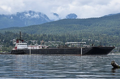 Tugboat Island Tugger (drmack2) Tags: north shore burrard inlet bc vancouver tug