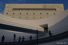 Centro Cultural CajaGRANADA (Landahlauts) Tags: andalucia aquaecampus cajagranadafundacion centrocultural centroculturalcajagranada fujifilmxa2 fundacionaquae fundacioncajagranada granada andalousie andalusia andalusien andalusie andalouzia andalusiya andaluzio andaluz andaluzia andaluzja andaluca              architecture arquitectura museodecajagranada centromemoriadeandalucia albertocampobaeza fujinonxc50230mmf4567ois hidralia aquaecampus2016