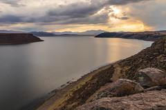 Lake Umayo (fabioresti) Tags: lakeumayo sillustani lago per canoneos80d sigma1770 panorama