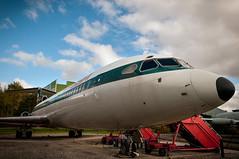 BEA Trident 3 (macmarkmcd) Tags: aircraft manchesteraviationcentre runwaypark nikon d300 18105mm