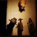 Pitoco, o porquinho e seus três amigos.