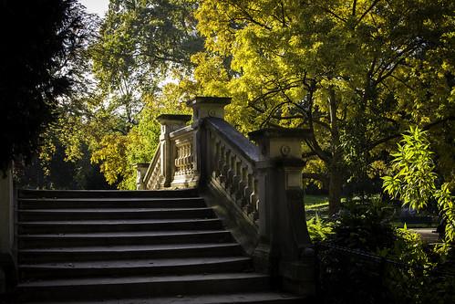 Parc Monceau - Paris