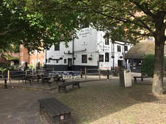 Nottingham (South Strand Trucking) Tags: pub castle keg pint beer ale