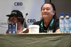 Larry Banegas (Gage Skidmore) Tags: southwest cannabis conference expo phoenix convention center 2016 2nd annual marijuana prop 205 activist activism marvin washington bo money cookie egret larry banegas