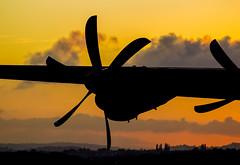 ZH886 Lockheed C-130-J C.5 @ Exeter Airport, Devon. (Cornish Aviation) Tags: zh886 lockheed c130j c5 exeter airport devon raf royal air force avgeek aviation airplane plane military