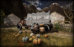 Harvest (AGodenot) Tags: cheekypea theepiphany fameshed applefall post pixelmode wereclosed alirium hive