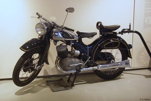 1952 NSU 201 ZB Lux _b
