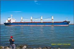 Ozge Aksoy 1569 LR (bradleybennett) Tags: cargo vessel ship shipping delta water river ocean tanker antioch port stockton ozge aksoy