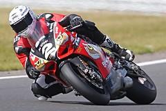 #2 GLEN IRWIN    BE WISER DUCATI (MANX NORTON) Tags: superbikes bsb honda suzuki yamaha ducati kawasaki tyco bmw raf reserves gb moto buildbase