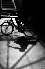 Untitled (Cava AL) Tags: 2016 bw bn monocrome riccardocavallaro ricohgrii street streetphotography bianco black mare nero riccione white