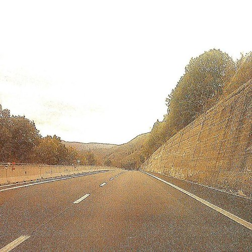 #autostrada Avezzano,  Sora, cassino #photooftheday