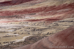 Painted Hills (Edward Mitchell) Tags: fossilbeds fossils johnday oregon paintedhills geology geological color dirt nature landscape colorful