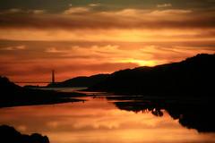 Hoffman channel, 12-01-16 (TJ Gehling) Tags: sunset clouds hoffmanchannel isabel pointisabel pointisabelregionalshoreline ebparksok richmondca sanfranciscobay goldengate goldengatebridge