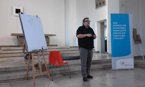 Vortrag in Neuhausen