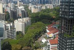 Img507218nx2 (veryamateurish) Tags: singapore orangegroveroad shangrilahotel view