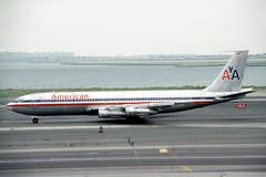 N8412 Boeing 707-323C American Airlines (pslg05896) Tags: n8412 boeing707 americanairlines jfk kjfk newyork