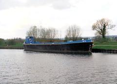 Hopper 11 (R~P~M) Tags: boat barge hopper britishwaterways sauljunction saul glos gloucestershire canal waterway england uk unitedkingdom greatbritain