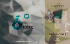 6º Republic November Edition - Bloggers and Decorators (Mikaela Carpaccio - 6º Republic Event) Tags: