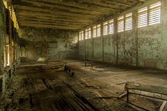 Gym (brett.macfadyen) Tags: chernobyl pripyat ukraine abandoned urban exploration