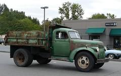 Going Home (bballchico) Tags: ratbastardscarshow carshow dumptruck 206 washingtonstate