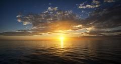 Glenelg (Stelex) Tags: adelaide sunset ocean south australia clouds water glenelg sea seascape dusk