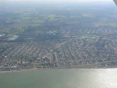 Trial flight around East Kent departing from Manston Airport. (SimonFewkes) Tags: egmh mse manston manstonairport flyng flying trial trialflight cessna cessna152 gbfkh avgeek kent dover thanet folkestone broadstairs ramsgate