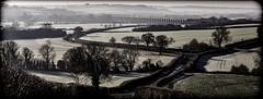 Welland Valley Landscape (Peter Leigh50) Tags: ews dbs welland viaduct valley seaton harringworth rutland northamptonshire landscape
