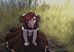 Skadi  (rebeccaolivieri) Tags: secondlife secondlifephotos babygirl baby gorean northofgor roleplay skadi nothernmythology