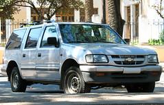 Chevrolet Luv 2.2 Wagon 2001 (RL GNZLZ) Tags: isuzu luv isuzupickup chevrolet 22 luvwagon 2001