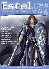 Sociedad_Tolkien_Espanola_Revista_Estel_72_portada (Sociedad Tolkien Espaola (STE)) Tags: ste estel revista tolkien esdla lotr