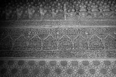 Palacio Nazaries wall (Samir Rorless) Tags: sony pentax smc takumar 28mm f35 andalusia alhambra a6000 granada