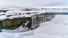 Dettifoss (Rkitichai) Tags: dettifoss iceland waterfall winter snow frozen landscape landscapephotography nature naturephotography nationalpark outdoor scenery wanderlust travel travelphotography longexposure water white