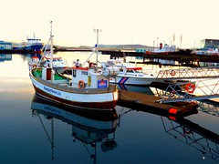 Old Harbour, Reykjavia, Iceland (Snuffy) Tags: oldharbour reykjavik iceland level1photographyforrecreation