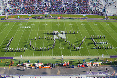 We Love Our Seniors! (NUbands) Tags: b1gcats chicago evanston illinois numb northwestern northwesternuniversity northwesternuniversitywildcatmarchingband rmrphoto band education marchingband music students