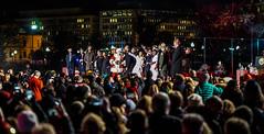 2016.12.01 Christmas Tree Lighting Ceremony, White House, Washington, DC USA 09329-2