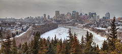 Winter is Coming (John Payzant) Tags: edmonton alberta canada hdr panorama winter