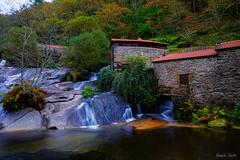 Cascada del rio Barosa (NandoTanaka) Tags: cascada rio barosa naturaleza parque natural muios espaa galicia pontevedra nando tanaka spain