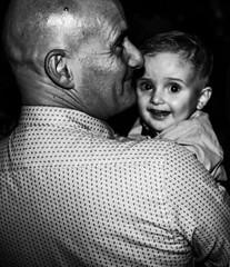 Innocence (Enrique Carricoba) Tags: baby men bn portrait young innocence inocencia retrato