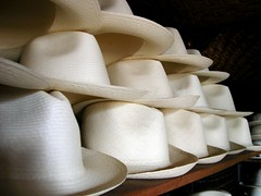 Panama Hat, a true ecuadorian icon