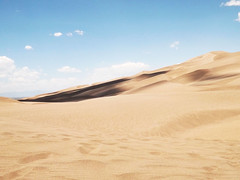 Into the Distance (Lauryn McDowell) Tags: sand desert dune sanddune