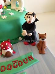 IMG_1514 - Kopya (goncayanut) Tags: cake smurfs