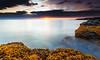Iceland - Seascape (gummio) Tags: 06nd 09hard hafnarfjörður hvaleyrin suðvesturland dramatic lee longexposure nature seascape sunset ísland