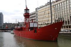 Trinity House Lightship LV11 (Neal D) Tags: holland netherlands rotterdam maritimemuseum trinityhouse lightship lv11