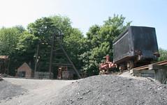 The Racecourse mine (slocumjoseph) Tags: pub mine tram industrialrevolution limestone blacksmith forge boatyard miners steamcar pitpony newcomen driftmine quicklime windingengine
