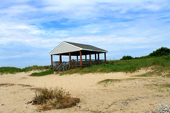 Pavilion, Rotary Park, near Cape May Lewes Ferry Landing, New Jersey (Van Luvender) Tags: boats fishing fishermen jetty gulls boating intercoastalwaterway delawarebay capemaylewesferry
