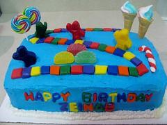 Candyland Cake, Triad Area, NC, www.birthdaycakes4free.com