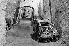 Tunnel Bourbonico (Dean Ayres) Tags: italy car italia tunnel napoli naples bourbon ferdinandii napol carpound