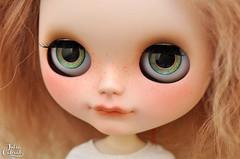 Mohair girl - Custom Blythe #179